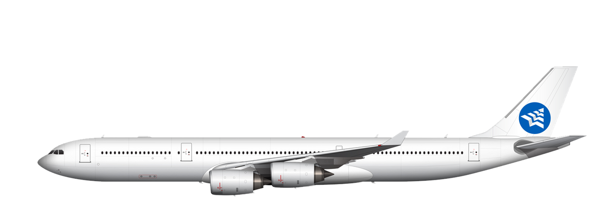 Airbus A340-500