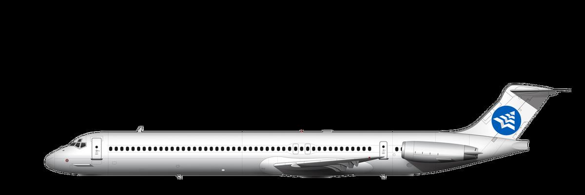 Boeing MD-82