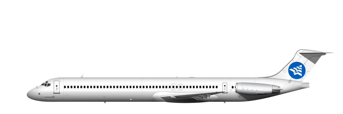 Boeing MD-83