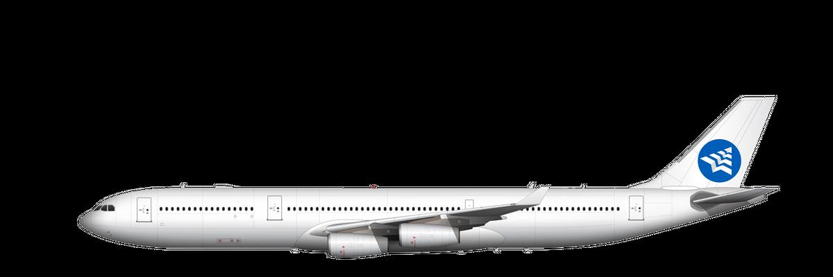 Airbus ACJ 340-300