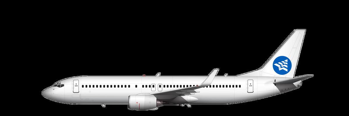Boeing BBJ2 737-800