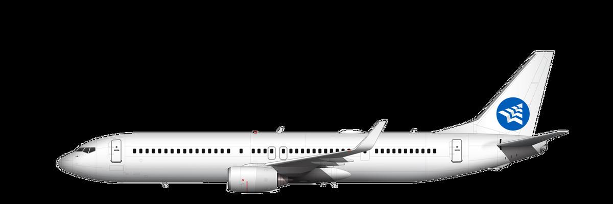 Boeing BBJ3 737-900