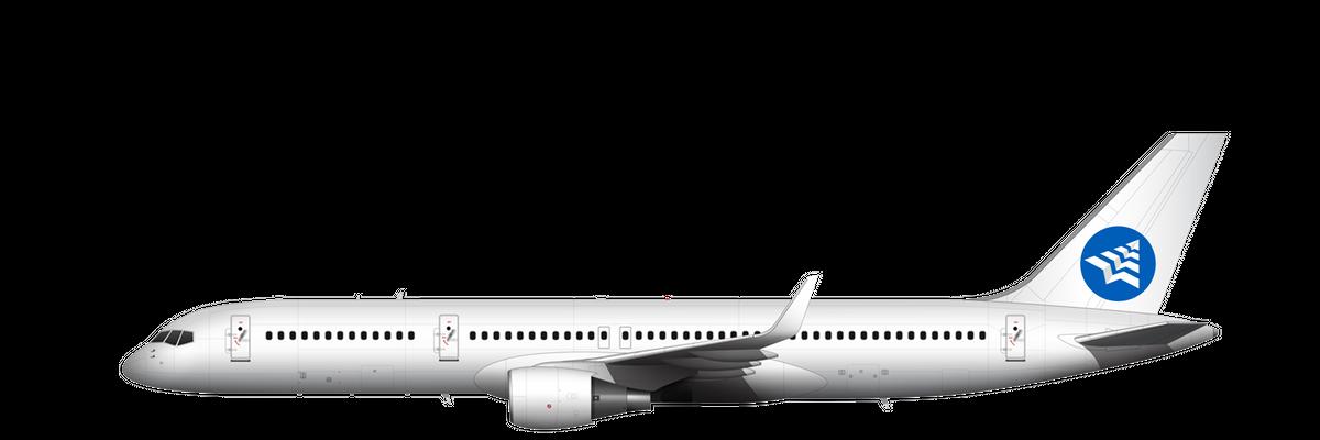 Boeing BBJ 757-200