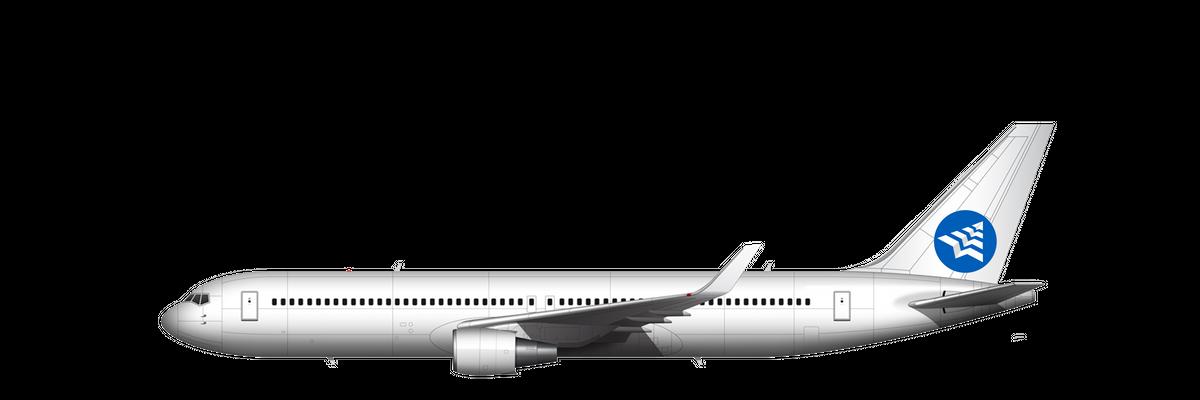 Boeing BBJ 767-200ER