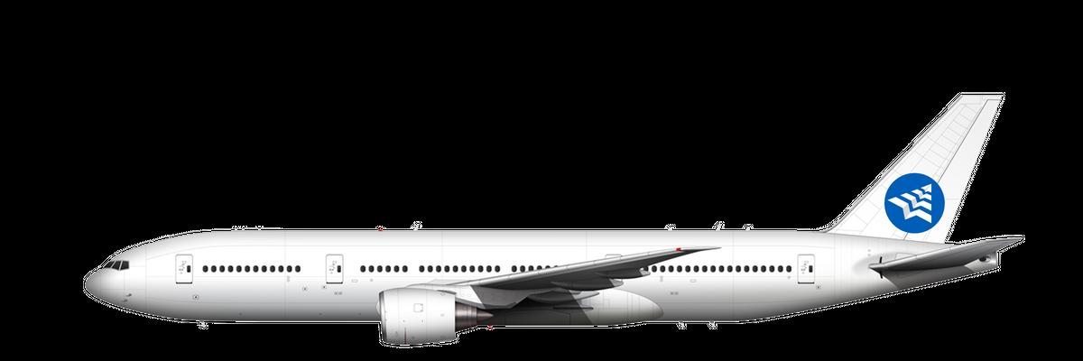 Boeing BBJ 777-200LR